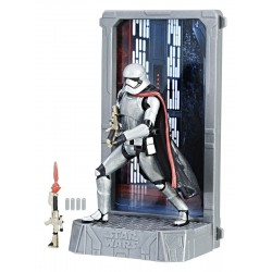 Star Wars Black Series Titanium Series Diecast Captain Phasma Figure