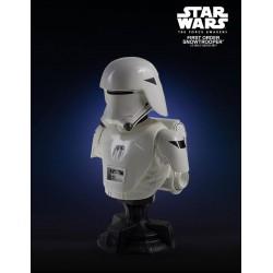 Star Wars Episode VII Bust 1/6 First Order Snowtrooper PGM Exclusive 13 cm