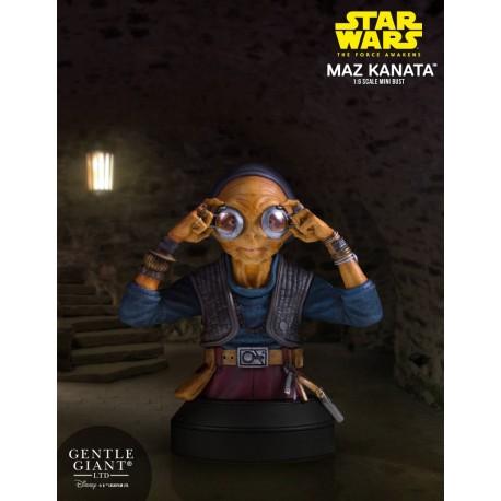 Star Wars Episode VII Bust 1/6 Maz Kanata 14 cm