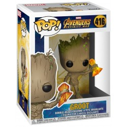 Funko Pop 416 Avengers Infinity War Groot