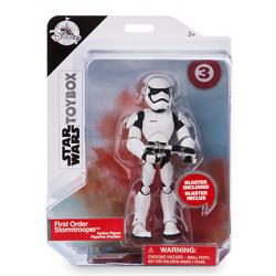 Star Wars First Order Stormtrooper Toybox Figure