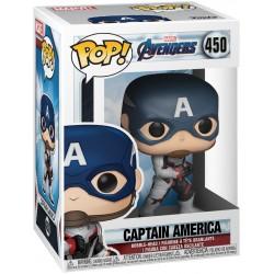 Funko Pop 450 Avengers Endgame Captain America