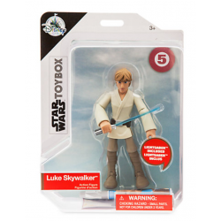 Star Wars Luke Skywalker Toybox Figure