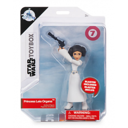 Star Wars Princess Leia Toybox Figure