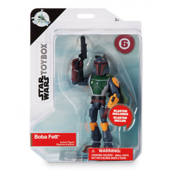 Star Wars Boba Fett Toybox Figure