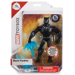 Marvel Black Panther Toybox Figure