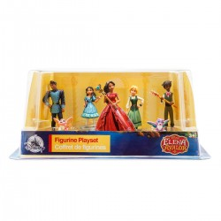 Figurine Playset Elena Of Avalor