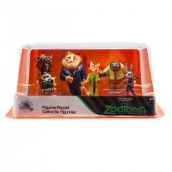 Figurine Playset Zootropolis