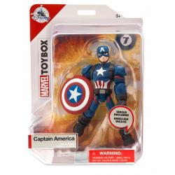 Marvel Captain America Toybox Figure