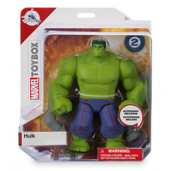 Marvel Hulk Toybox Figure