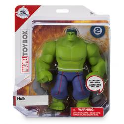 Marvel Hulk Toybox Figure