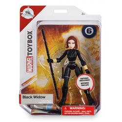 Marvel Black Widow Toybox Figure