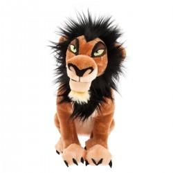 Disney De Leeuwenkoning Scar Knuffel