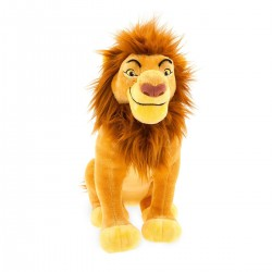 Disney The Lion King Mufasa Plush