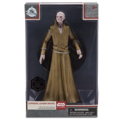 Star Wars Supreme Leader Snoke Elite Series Figure
