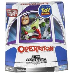 Disney Toy Story Buzz Lightyear Operation (Dokter Bibber)