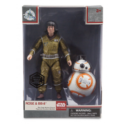 Star Wars Rose & BB-8 Elite Series Figure