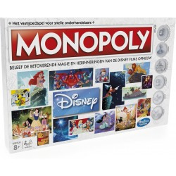 Disney Monopoly (Dutch Edition)