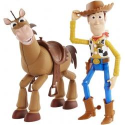 Toy Story 4 Woody & Bullseye Gift Pack