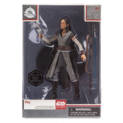 Star Wars Rey Elite Series Figure