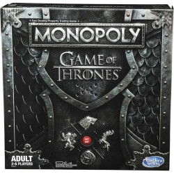 Monopoly Game Of Thrones (With Sound)
