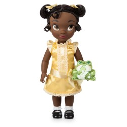 Disney Tiana Animator Doll, De Prinses En De Kikker