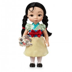 Disney Mulan Animator Doll