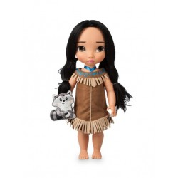 Disney Pocahontas Animator Doll