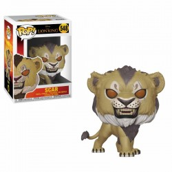 Funko Pop 548 Disney The Lion King Scar