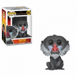 Funko Pop 551 The Lion King Rafiki