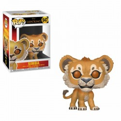 Funko Pop 547 Disney The Lion King Simba