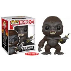 Funko Pop 388 Super Sized Kong Skull Island King Kong