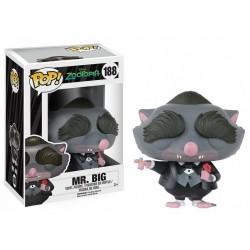Funko Pop 188 Zootopia Mr. Big