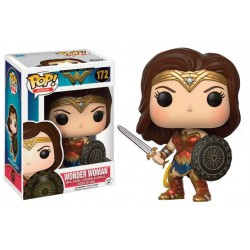 Funko Pop 172 Wonder Woman