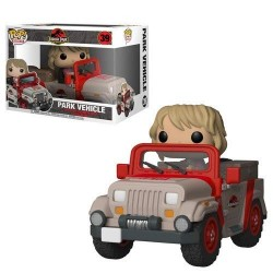 Funko Pop Rides Jurassic Park
