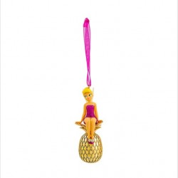 Disney Tinker Bell and Pineapple Hanging Ornament