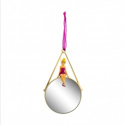 Disney Tinker Bell and Mirror Hanging Ornament