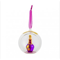 Disney Tinker Bell and Vase Glass Bauble Ornament