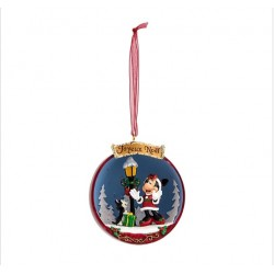 Disney Minnie Mouse & Figaro Hanging Ornament
