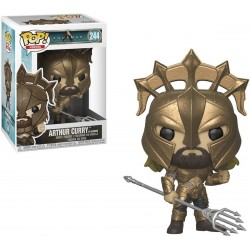Funko Pop 244 Aquaman Arthur Curry