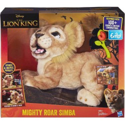 Disney The Lion King Furreal Mighty Roar Simba