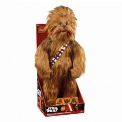 Star Wars Mega Poseable Plush Figure with Sound Roaring Chewbacca 61 cm