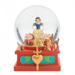 Disney Snow White & The Seven Dwarfs Snowglobe