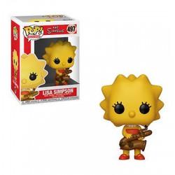 Funko Pop 497 The Simpsons Lisa Simpson