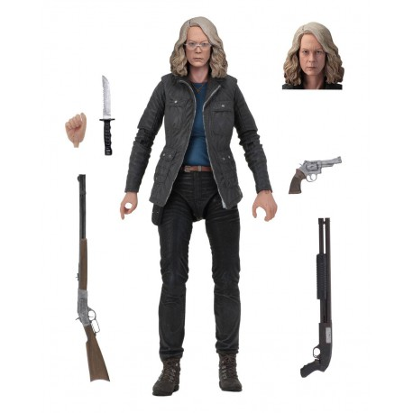 Neca Halloween 2018 Ultimate Action Figure Laurie Strode 18 cm