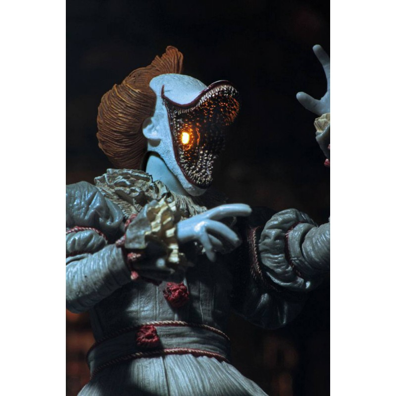 Neca It Ultimate Dancing Clown Pennywise 7 Inch Scale