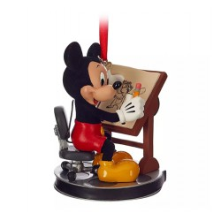 Disney Mickey Mouse Hanging Ornament