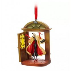Disney Cruella de Vil Hanging Ornament