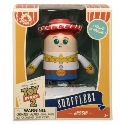Disney Jessie Shufflerz Wind-Up Toy