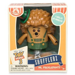 Disney Mr Pricklepants Shufflerz Wind-Up Toy
